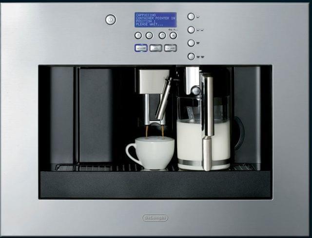 Delonghi 60cm Built In Coffee Machine