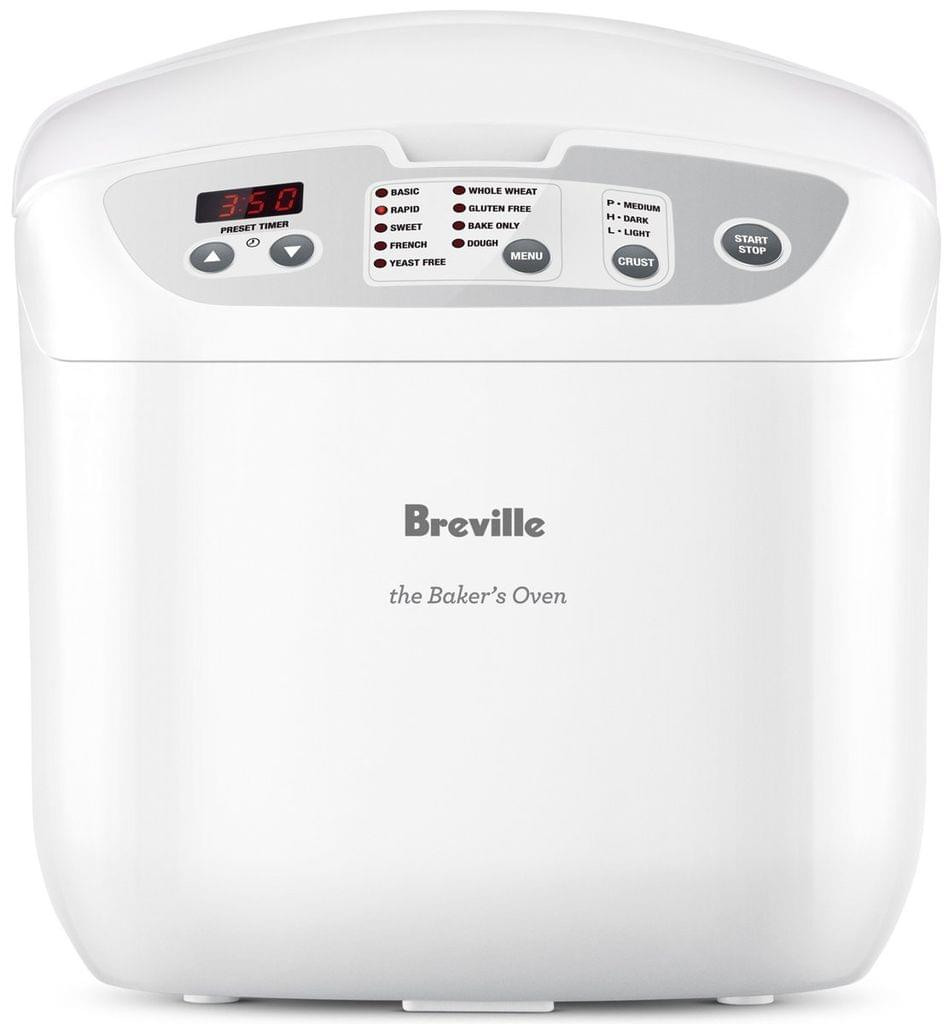 Berville The Baker's Oven Bread Maker - White