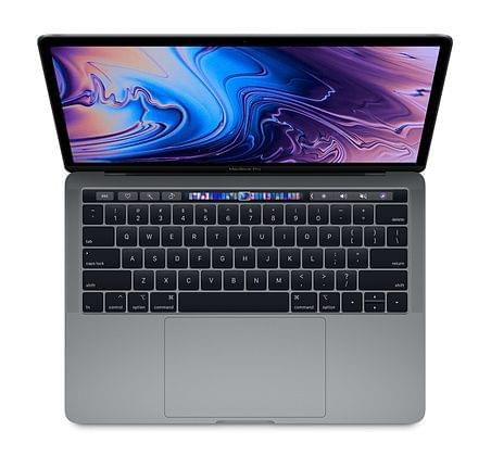 MACBOOK PRO 13-INCH TOUCH BAR - SPACE GREY/2.4GHZ QUAD-CORE 8TH-GEN I5/8GB/512GB/INTEL IRIS PRO 655