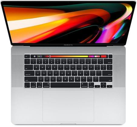 MACBOOK PRO 16-INCH TOUCH BAR - SILVER/2.6GHZ 6-CORE 9TH-GEN I7/16GB/512GB/4GB RADEON PRO 5300M