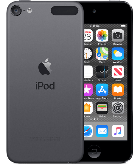 IPOD TOUCH 32GB - SPACE GRAY