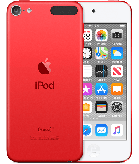IPOD TOUCH 128GB - PRODUCTRED