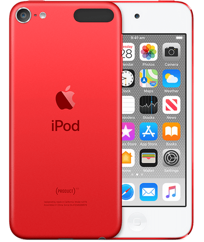 IPOD TOUCH 256GB - PRODUCTRED