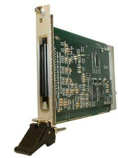 GX3232 16-Bit Multi-Function with A/D, D/A and Digital I/O Channels cPCI Cards