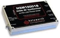 Single channel HSM18001B series RF Synthesizers