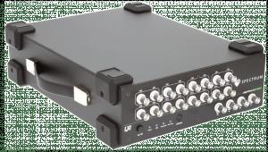 DN2.462-16 digitizerNETBOX-16 Channel,16 Bit,200 kS/s,100 kHz,2 GS Memory,LXI Digitizer