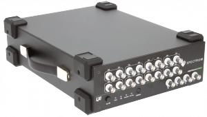 DN6.448-24 digitizerNETBOX-24 Channel,14 Bit,400 MS/s,250 MHz,12 GS Memory,LXI Digitizer