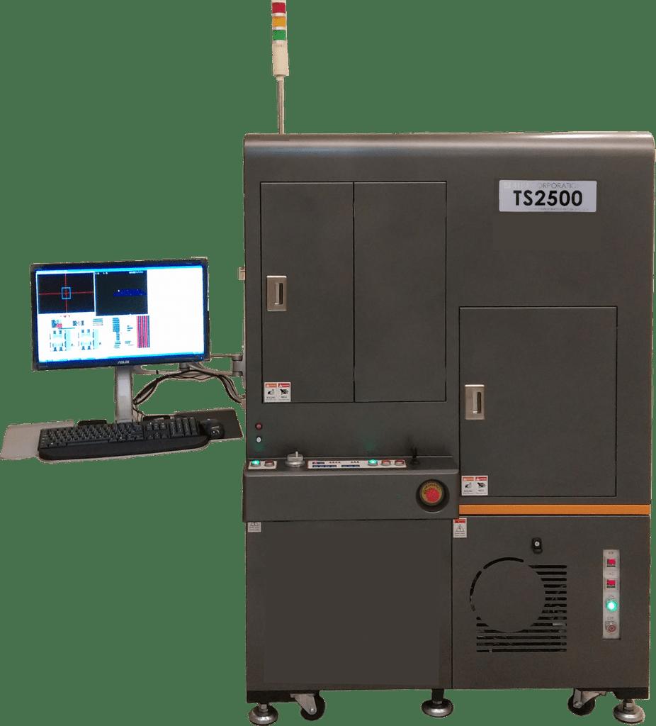 MPI TS2500-RF  Fully Automated Probe System