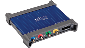 PicoScope 3404D