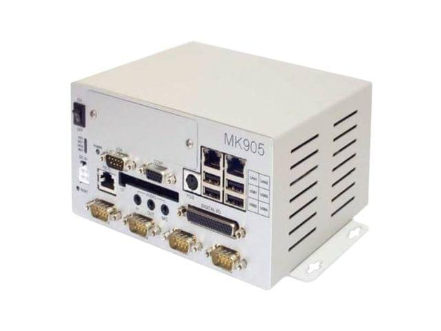 MK905 AMD GEODE LX 800 (500 MHz) based BOX PC