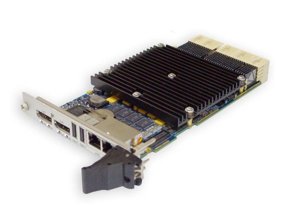 CPC510 3U CompactPCI Intel Core i7