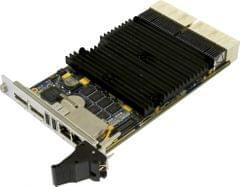 CPC512 3U CompactPCI Intel IvyBridge (2/4 Cores) CPU board