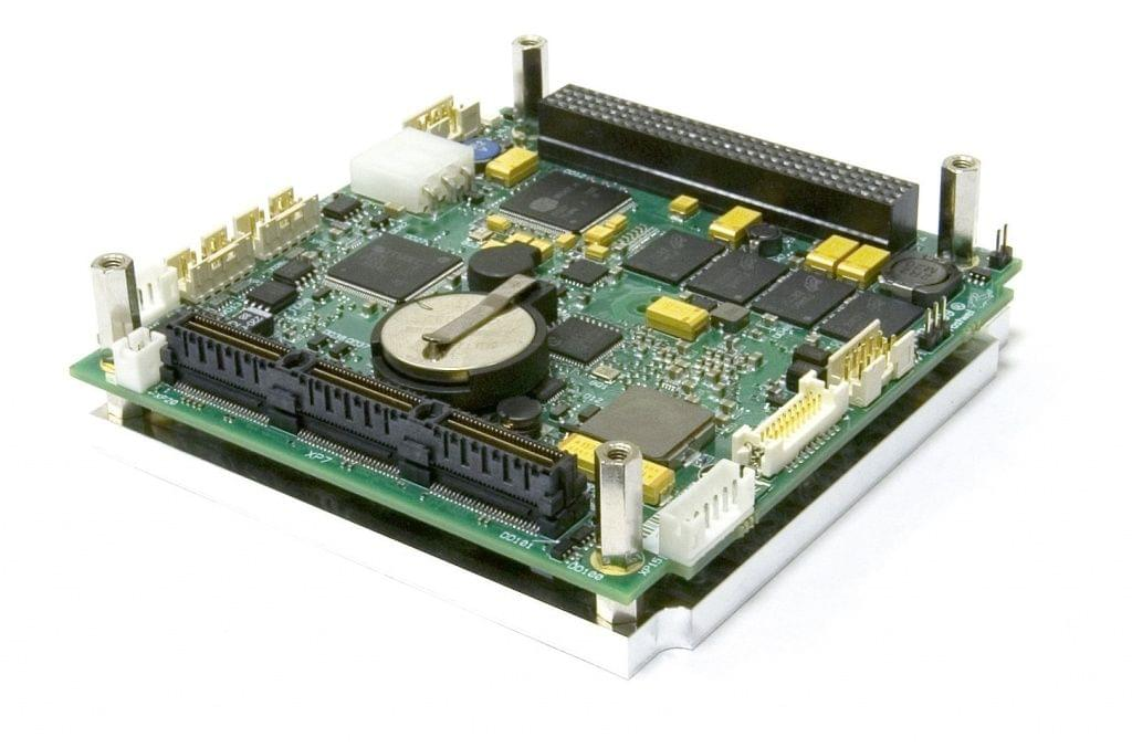 CPC309  PC/104 Intel Atom D510 Based SBC with StackPC