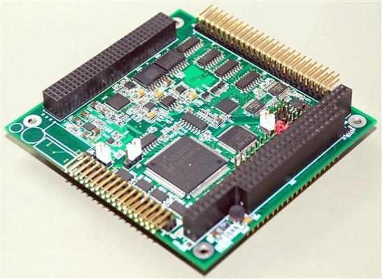 AIC324 Analog and digital input output module