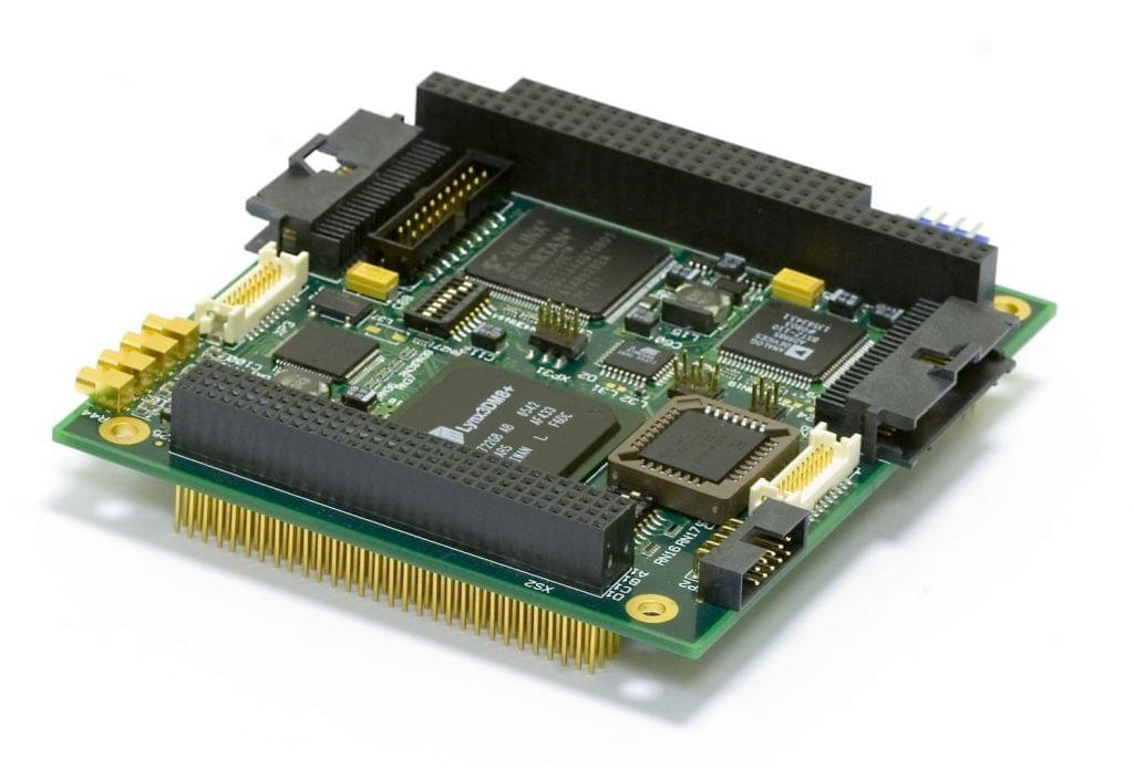 VIM301 Video Graphics Controller Card