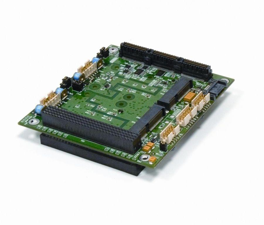 KIC301  Interface Module in StackPC-PCI form-factor