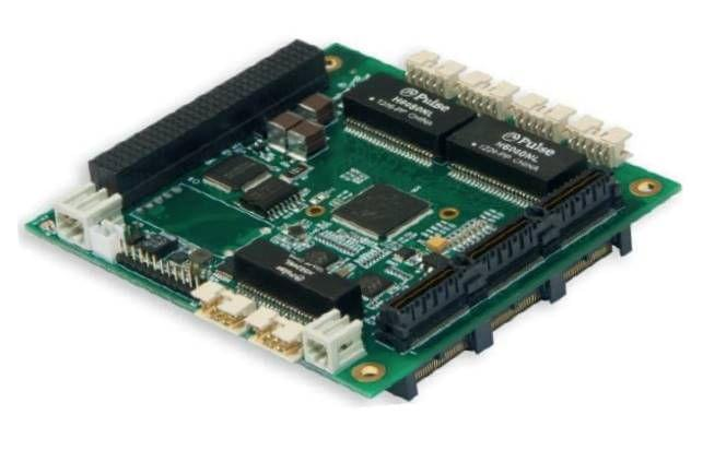 NIM354 Network module in StackPC-PCI form-factor