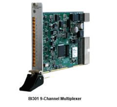 BI301 / BI302 5 GHz, 9/18-Channel Multiplexers