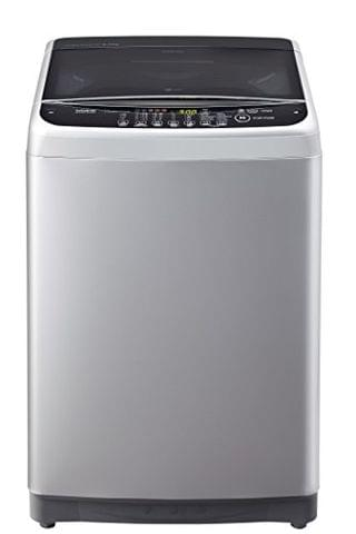 LG 6.5 kg Fully-Automatic Top Loading Washing Machine (T7581NEDL1, Free Silver)