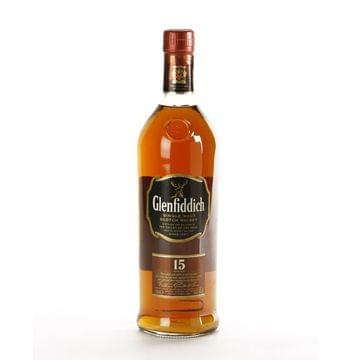 Glenfiddich 15 Years 1 Litre
