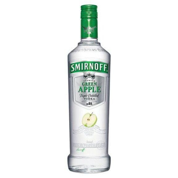 Smirnoff Green Apple 1 Litre