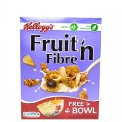 Kellogs Fruit & Fibre 500g