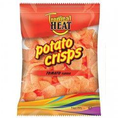 Tropical Heat Tomato Crisps 400g