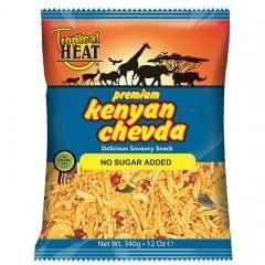 Tropical Heat No Sugar Added Chevda 340g