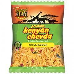 Tropical Heat Chilli Lemon Chevda 340g