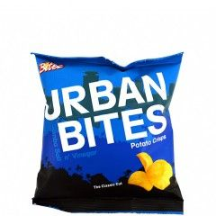 Urban Bites Salt & Vinegar Potato Crisps 30g