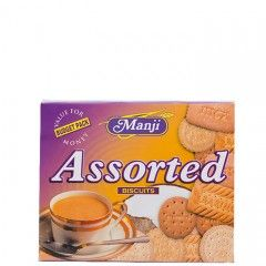 Manji Assorted Budget Pack Biscuits 1KG