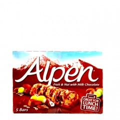 Alpen Fruit & Nut Bar 145g