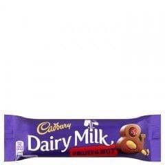 Cadbury Fruit & Nut Dairy Milk Chocolate 37g