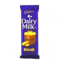 Cadbury Biscuit Dairy Milk Chocolate 80g