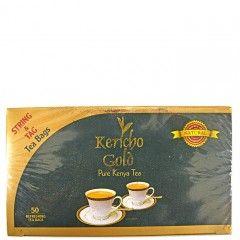 Kericho Gold 50s Tea Bags 100g
