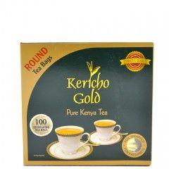 Kericho Gold 100s Tea Bags Premium Round