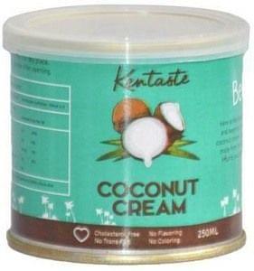 Kentaste Coconut Cream 250ml