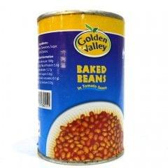 Golden Valley Baked Beans 300g