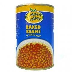 Golden Valley Baked Beans 420g