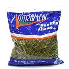 Nutrameal Green Gram Polished 1kg