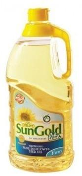 Sun Gold Sunflower Cooking Oil 3L