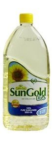 Sun Gold Sunflower Cooking Oil 1L