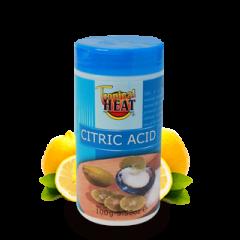 Tropical Heat Citric Acid Pure Ground 100g