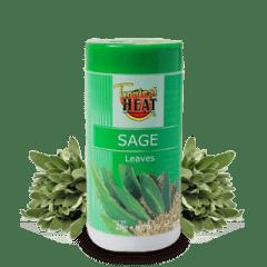 Tropical Heat Sage Leaves 20g