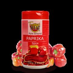 Tropical heat Paprika Pure Ground 100g