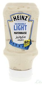 Heinz Mayonnaise Light 400ml