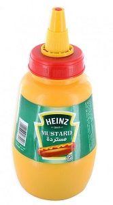 Heinz Mustard 245ml