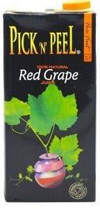 Pick N Peel Red Grape Juice 1Ltr