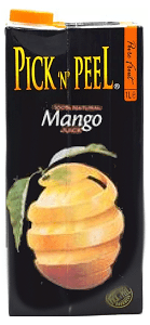 Pick N Peel Mango Juice 1Ltr