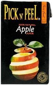 Pick N Peel Apple Juice 1Ltr